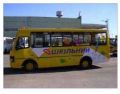 Автобусы школьные A079.13/ш, , Черниговский автозавод, Украина
