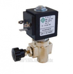 The valve electromagnetic normally closed direct