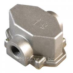 Filter gas aluminum Du 20