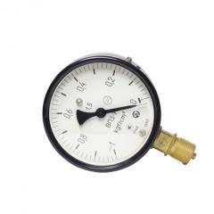 Compound pressure gages, vacuum meters