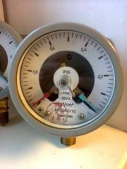 Manometers electrocontact (Sg), KIP, differential