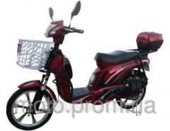 Велосипед с электродвигателем мощность мотора 350