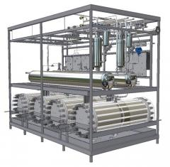Hydrogenics hydrogen generators
