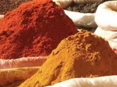 Carry is sharp, gentle. Spice plants and herbs ground. Carry sharp - Seasonings. Spicery. To Buy ingredients to Carry Poltava. mix of spices of curry