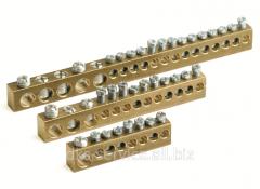 Brass mezzanine bus, Quadro systems