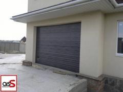 Ворота гаражные секционные Ryterna