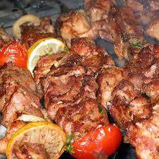 Spice mixture for shish kebab