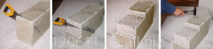 Polystyreneconcrete block 600х300х100