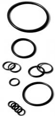 Rings are rubber sealing