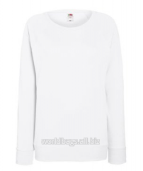 Female Tolstoyan raglan 146-30 white