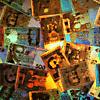 The hologram for a plastic card of Gammagrafik Ltd