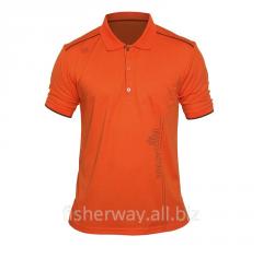 Футболка Norfin Polo XL Orange