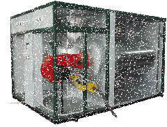 Heatgenerator gas Aerton