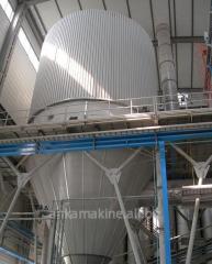 Комплексный завод для производств керамической