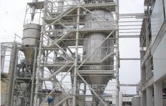 Завод по производству белой сажи