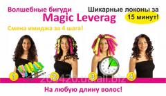 Magic hair curlers of Magic Leverage