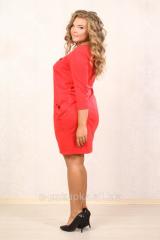 Сукня Сейді червона
