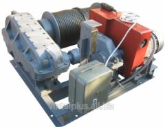 Лебедка электрическая ЛМ-3, 2-100-0, 1Д