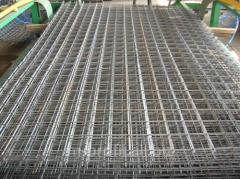 Grid kladochnaja (nets) * 0.5 m; 100h100h3, 0