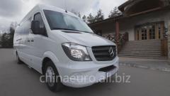 Mercedes-Benz Sprinter 519 CDI Armored (Armored)