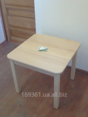 Table for the child