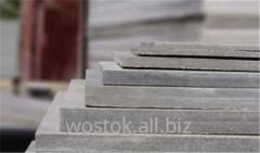 Leaf asbestos-cement ATsEID GOST4248-92