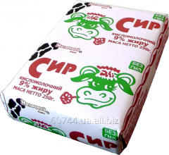 Cottage cheese of sour-milk 9% 250 g