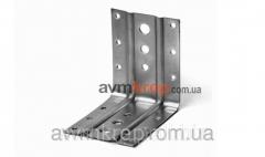 Corners of the increased durability from 70х70х60