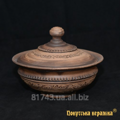 Shlyakhtyansk's bowl z krishka 0,5l, rozm_r