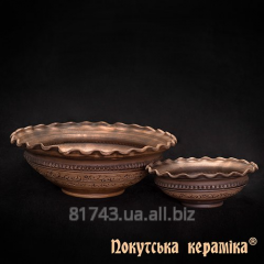 Miska-hvil_vka Shlyakhtyanska 0,75l, rozm_r 27,