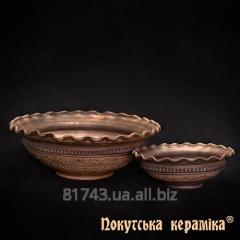 Miska-hvil_vka Shlyakhtyanska of 3 l, rozm_r 33,