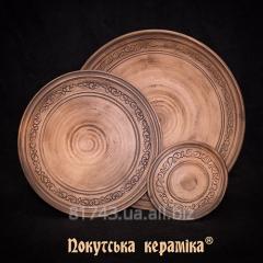 Таріль Шляхтянський ø12см, арт.AE01