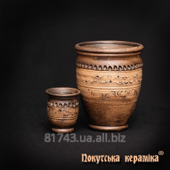 Glass Shlyakhtyansky 0,1l, rozm_r 20, art.af15