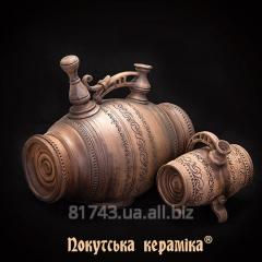 To Bariltsa Shlyakhtyanske of 1 l, rozm_r 30,