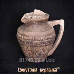 Glek Bondarsky 1 l z krishka, rozm_r 30, art.vv02