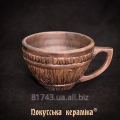 Чашка Бондарська 0,33л, розмір 24, арт.BF07