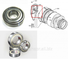 The bearing for the washing machine 6306 2ZR