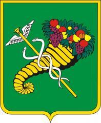 Герб Украины 35х50 см.