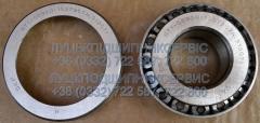 Bearing 1027307A (31307), SKF Ukraine, conic