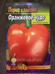 Семена перца сладкого Оранжевое чудо