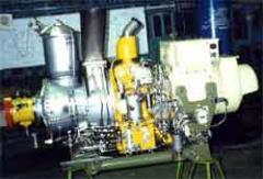 Газотурбогенератор ГТГ-100К