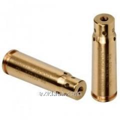 Laser cartridges of cold adjustment fire of