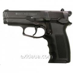 Пистолет стартовый Ekol ARAS Compact (15 патронов +1) чёрный