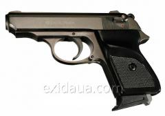 Пистолет стартовый Ekol MAJOR (7 патронов +1) cерый