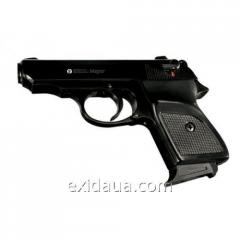 Пистолет стартовый Ekol MAJOR (7 патронов +1) чёрный