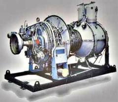 Газотурбинный двигатель Д049