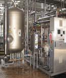 Production of pasteurizers for syrup, beer, milk,