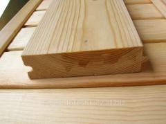Board of floor of 30х85х4,5 mm grade ІІІ