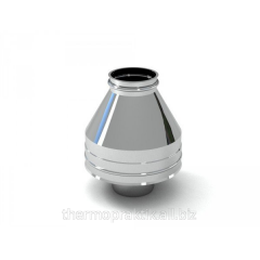 Cone f350/420 stainless/galvanised 0.8 mm