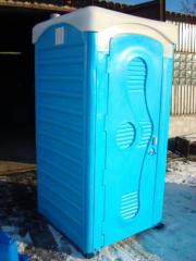 Dry closet plastic TPA